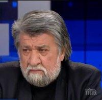 Вежди Рашидов иска реформи в БНТ, разкритикува раздутия щат