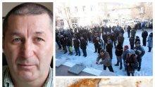 """САМО В ПИК: Владимир Каролев удари """"зелените"""" с отчета на Горанов"""
