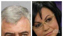 САМО В ПИК: Атанас Мерджанов проговори за крамолите в партията и атаките срещу Корнелия Нинова