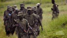 Уганда е помогнала на Южен Судан да наруши оръжейното ембарго, наложено от ЕС