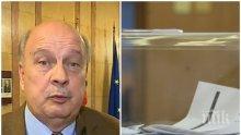 В ДЕСЕТКАТА - Депутатът Георги Марков с парещ коментар: Предсрочните избори са лудост!