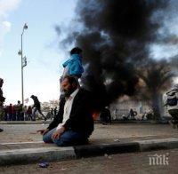 """От """"Хамас"""" с ултиматум към Израел: Имате два часа за да изведете войските си от района на джамията Ал Акса"""