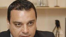 Парламентът обсъжда оставката на Ивайло Московски