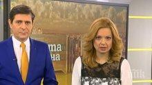 Разгул от сутринта в Нова телевизия: Виктор Николаев му отпусна края - проси си водка в ефир