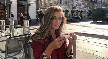 ВИДЕНИЕ В ОПЕРАТА: Саня Борисова разцъфна след развода с Ники (СНИМКА)