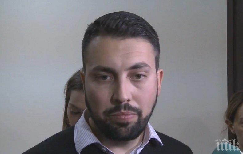 ОТ ПОСЛЕДНИТЕ МИНУТИ: Зам.-кметът на София Евгени Крусев хвърли оставка
