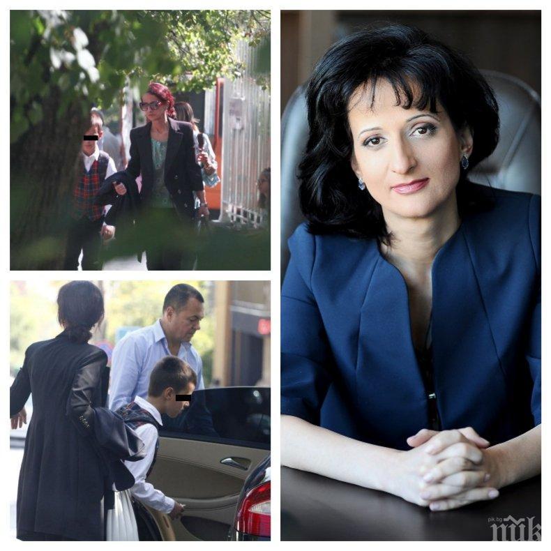 НА ТЪМНО: Смениха потайно най-луксозния държавен служител – кой ще обясни 300-те бона от КТБ в сметката на Карина Караиванова (ДОКУМЕНТИ/СНИМКИ)