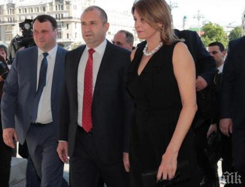 ГЬОНСУРАТ: Ето го доказателството, че генерал Деси най-нахално пътува по света на наш гръб - съпругата на Радев под прикритието на зам.-шеф на делегация (ДОКУМЕНТ)