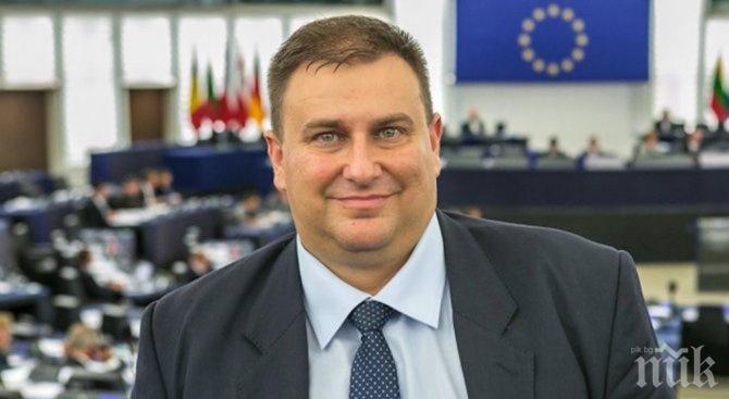 Евродепутатът Емил Радев поиска по-добър достъп до финансова информация за борба срещу сериозните престъпления