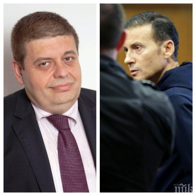 ШОК В ПИК: Известният адвокат на Миню Стайков и бос на БСП издъхна внезапно в съда!