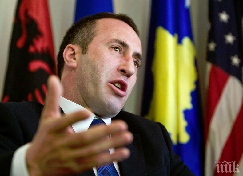 Харадинай: Създаването на косовската армия няма да навреди на отношенията с НАТО