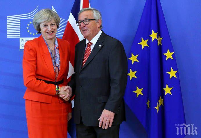 ДЕБАТЪТ ЗА БРЕКЗИТ: Обвиниха Тереза Мей, че е прикривала факти от сделката с Брюксел