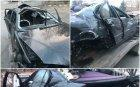 СМЪРТ ПОЧЕРНИ 8 ДЕКЕМВРИ: Трима младежи загинаха при зверска катастрофа в Старозагорско (ВИДЕО)