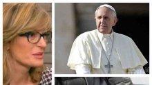 ГОРЕЩ КОМЕНТАР: Външният министър Екатерина Захариева за връщането на Баневи, посещението на папата у нас и килията на Иванчева