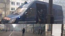 ВОЙНА: Парижките власти извадиха тежка техника, френската столица заприлича на Сирия (НА ЖИВО/СНИМКИ/ОБНОВЕНА)