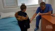 """Специалистите от Национална Програма """"Детско здраве-Пирогов"""" прегледаха 300 деца от Разград"""