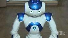 Български роботи помагат на болни деца и трудно подвижни хора