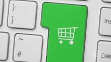 Само 8,1% от предприятията в България продават онлайн