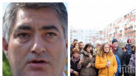 """САМО В ПИК TV! Кметът на """"Връбница"""" Младен Младенов разкрива: Гражданите са провокирани да протестират от общински съветник от БСП"""