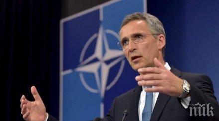 НАТО призова Сърбия и Косово към диалог с посредничеството на ЕС