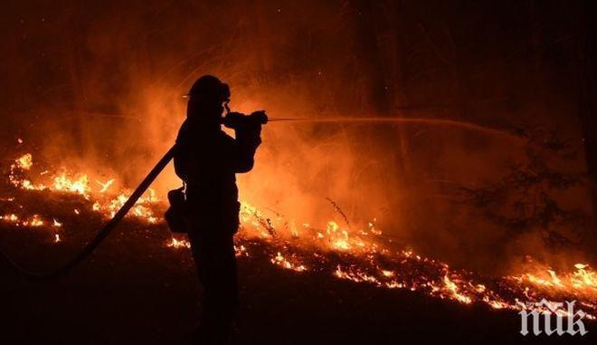 УЖАСНА ТРЕГЕДИЯ: Мъж и жена загинаха при пожар в дома си