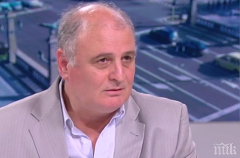 Проф. Николай Радулов: Притеснителна е категоричността, че заловените оръжия са произведени в завода Казънлък