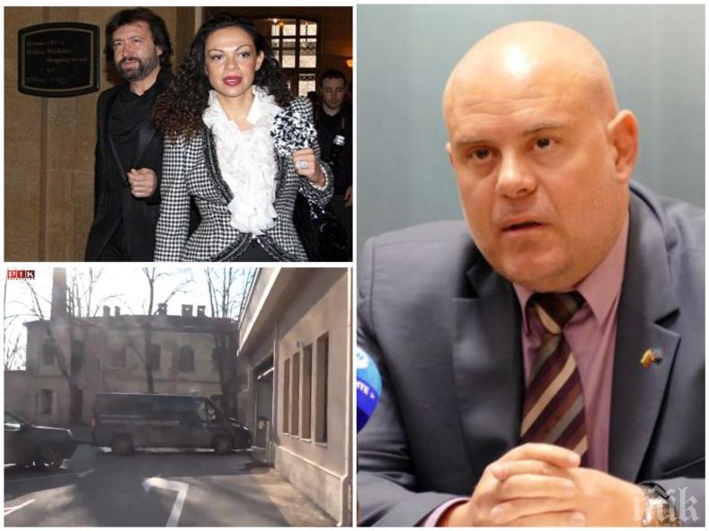 ПЪРВО В ПИК TV: Ето ги олигарсите Баневи в съда - Николай заплашвал свидетели по делото, Евгения проговори за ареста (ОБНОВЕНА/СНИМКИ)