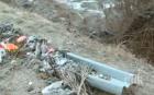 ПЪЛЕН ШАШ: Граждани сменят мантинелата на пътя-убиец край Своге
