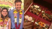 Бионсе пя на сватбата на годината в Индия - най-богатият индиец и милиардер задомиха децата си