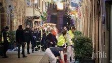Нападателят от Страсбург е трябвало да бъде арестуван часове преди стрелбата