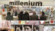 """ИЗВЪНРЕДНО В ПИК TV! Литературните шедьоври на """"Милениум"""" хит на Панаира на книгата в НДК - """"Сталин 2"""" е дългоочакваният бестселър за сезона (СНИМКИ)"""