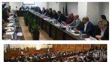 ИЗВЪНРЕДНО В ПИК TV: Българските строители търсят подкрепа от депутатите срещу атаките на БСП с над 52 000 подписа