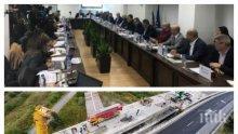 ИЗВЪНРЕДНО В ПИК TV: Строителите изкарват машини на Цариградско с искане за подкрепа на бранша в България (ОБНОВЕНА)