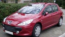 ЕКШЪН: Трима непълнолетни задигнаха Пежо от паркинг в Бургас