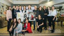 ПЪРВО В ПИК TV: Златните момичета на България в новия благотворителен календар на Fibank за 2019 г.