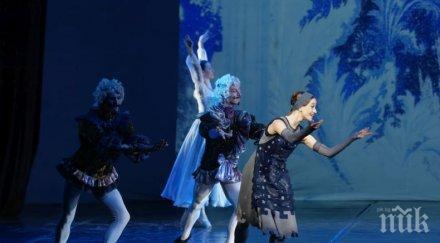 ЗА СЕФТЕ: Варненският балет на тримесечен гастрол в Англия