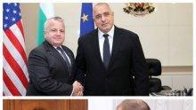 На България й трябва Ф-16, категоричен е зам.-държавният секретар Джон Съливан
