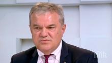 Румен Петков: Решението за косовска армия е опасно за региона и е в разрез с всички международни договорки