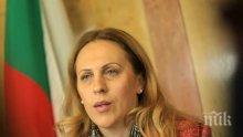 Вицепремиерът Николова готова с новата Национална стратегия за детето