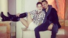 ГОРЧИВО: Щерката на Наско Сираков се сгоди в Барселона на датата на сватбата му с Илияна Раева