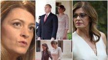 СРАМ: Десислава Радева разголи бюст в мюсюлманска Йордания (СНИМКА)