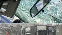 ОТ ПОСЛЕДНИТЕ МИНУТИ: Мъж и жена загинаха при катастрофа по пътя София - Варна