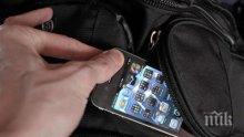 Полицаи от Приморско заловиха крадец, свил телефона на туристка през лятото