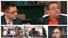 НАРОДЕН ГНЯВ - Майки на бунт срещу билбордовете с гейове: Подтикват към разврат и блудство. Европа дала 200 хил. евро за рекламата с гушнатите мъже