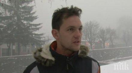 Цветан, който изкара една нощ на открито в Пирин за приключението си в планината: През цялото време бях наясно къде се намирам