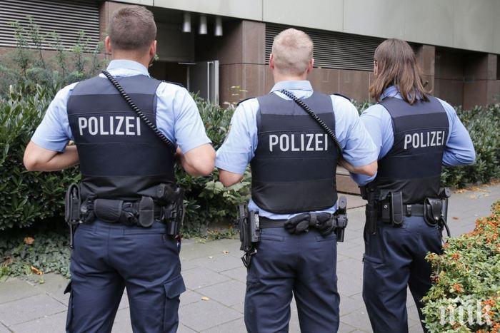 Полицията в Германия издирва пироман, запалил здравен институт