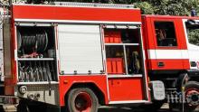 Запалиха кола във Видин