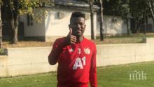 Жеферсон остава в ЦСКА-София поне до края на сезона