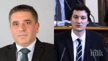ПЪРВО В ПИК TV: Свиреп екшън в парламента - Крум Зарков и Данаил Кирилов се хванаха за гушите. Единият бил законодателен терорист, другият - комсомолец ентусиаст (ОБНОВЕНА)