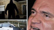 Смело сърце: Куентин Тарантино прогони крадци от дома си в Лос Анджелис, но...